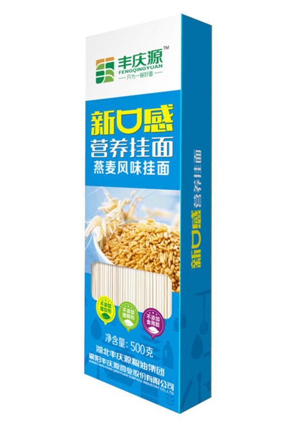 燕麦风味挂面500g