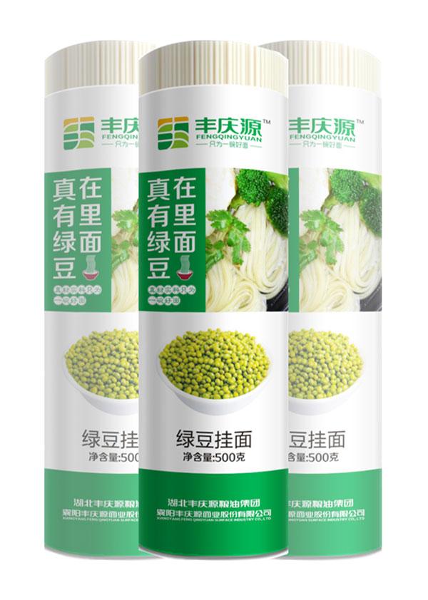 绿豆挂面500g