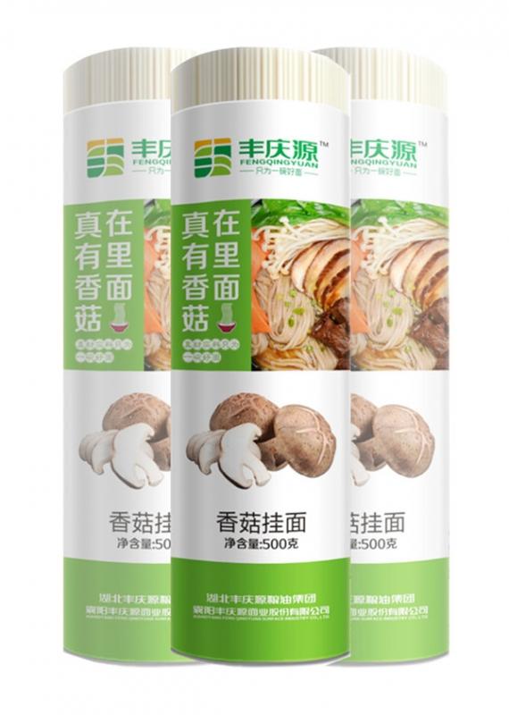湖南香菇挂面500g