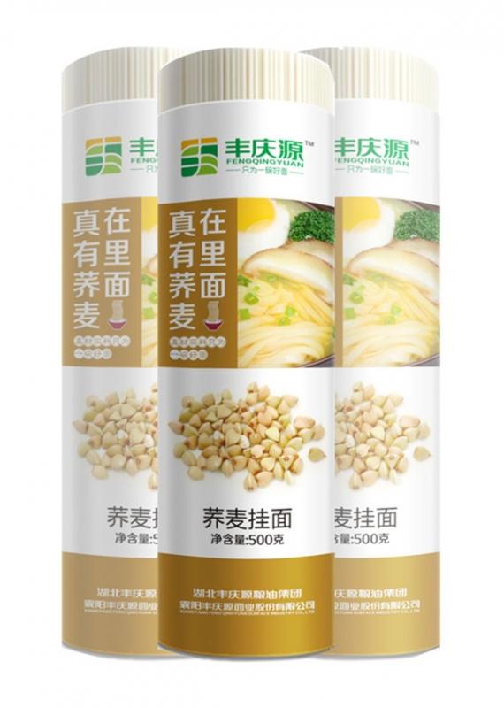 湖南荞麦挂面500g
