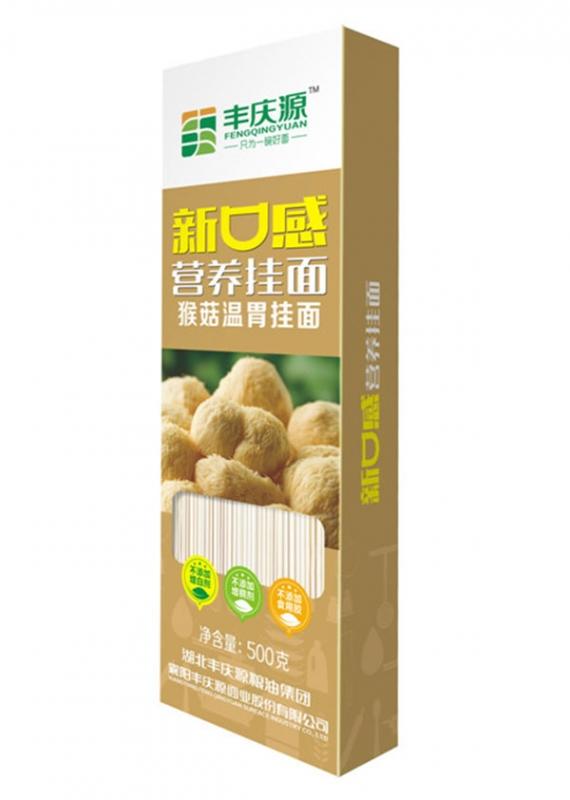 猴菇温胃挂面500g